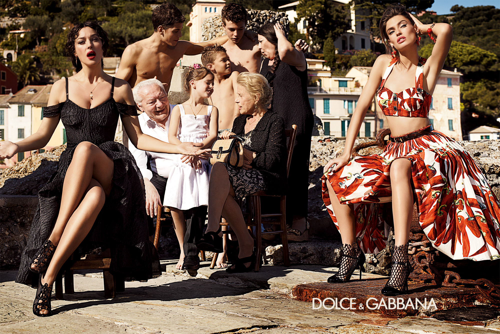 Dolce & Gabbana under fire for comments on family - Open Mic ...