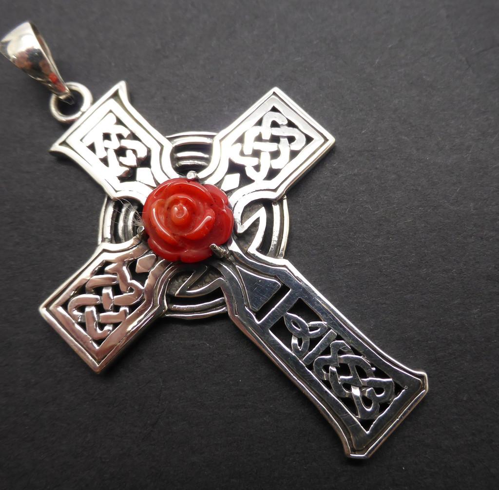 Cross with rose on it open mic phatmass crossroseumbge10d6ce916137eb83016 aloadofball Choice Image