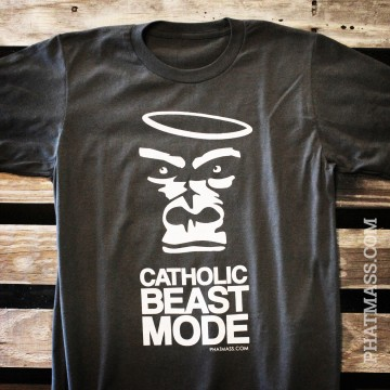 catholic-beast-mode-tshirt
